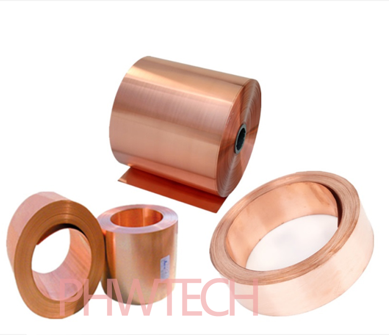 Copper Sheet Copper Strip Coppe